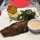 Frenchy's Grill  - Bavette d'Aloyau -   © Copyright