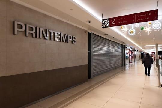 Centres commerciaux fermés : la liste des magasins concernés à Paris,... - Linternaute.com