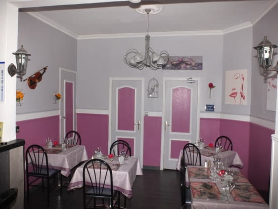 Le Bistroquet  - La salle romantique -   © Le Bistroquet