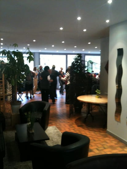 Côté Jardin  - Entrée du restaurant -