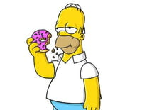 Les Simpson : C'est dur la culture