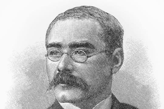 Rudyard Kipling: biographie de l'auteur du Livre de la jungle