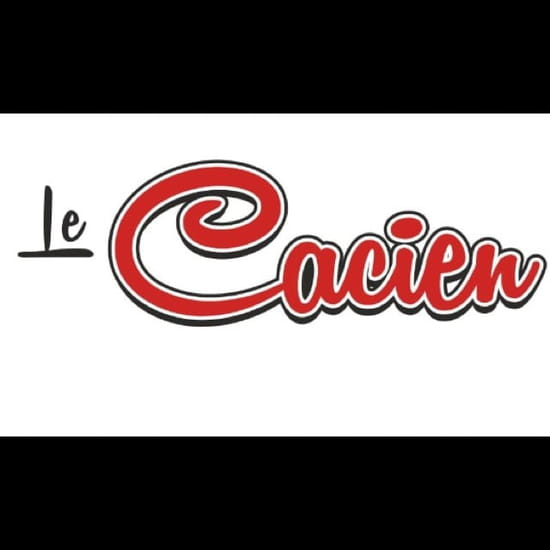 Restaurant : Le Cacien  - Logo  -
