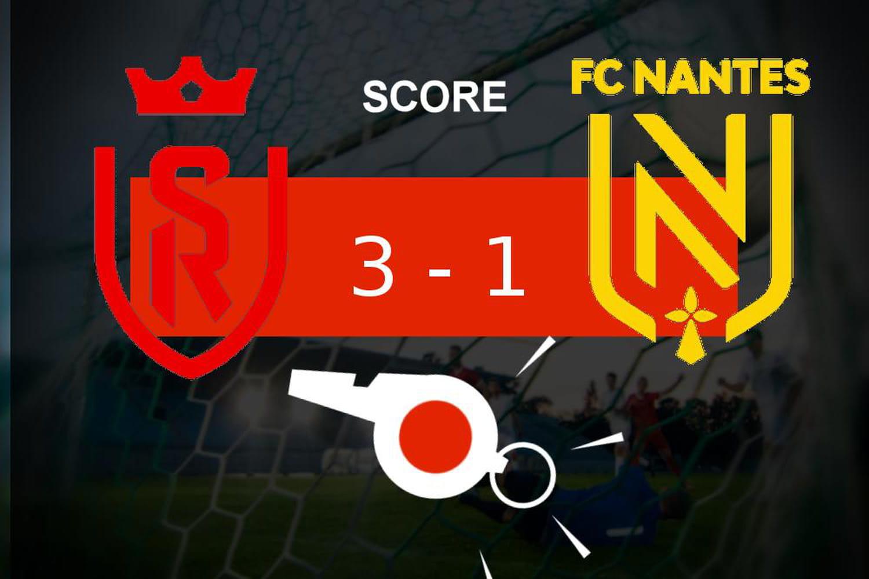 Reims - Nantes: déception pour le FC Nantes (3- 1), ce qu'il faut retenir