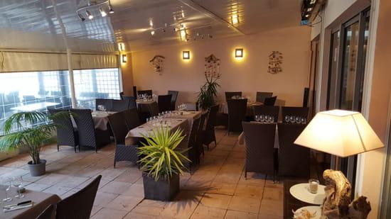 Restaurant : Santa Lucia  - Salle de restaurant -