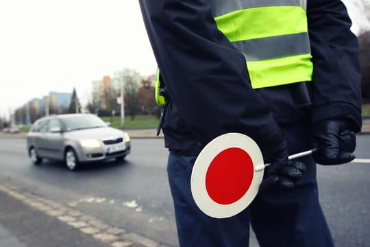 Contrôle routier: les documents à présenter