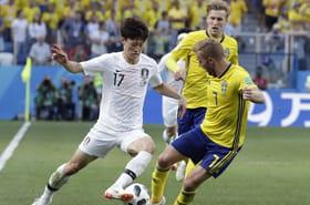 Suède - Corée: victoire de la Suède, le résumé du match