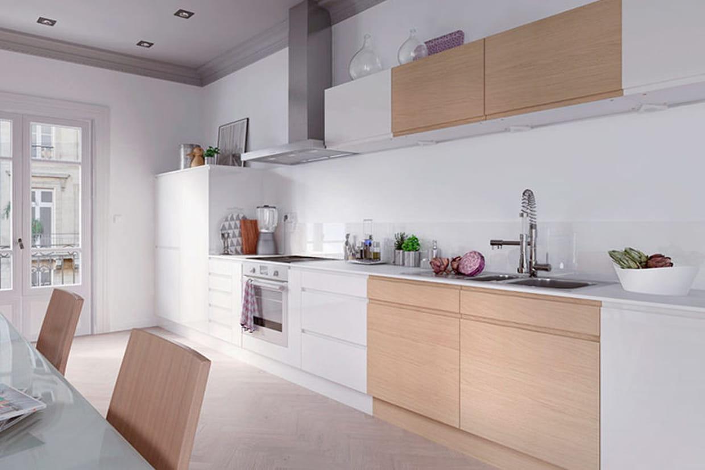 Castorama peinture meuble cuisine for Peinture castorama cuisine