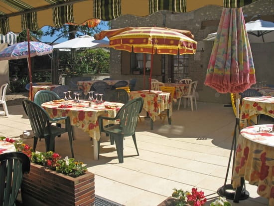 Relais du Cor d'Argent  - Terrasse  -