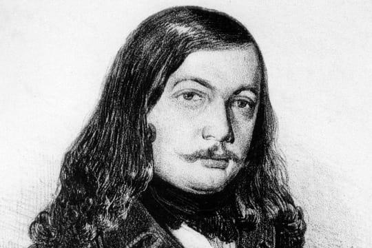 """Théophile Gautier: biographie de l'auteur de """"La Morte amoureuse"""""""