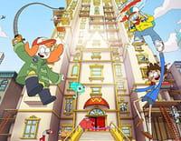 Les aventures de la tour Wayne : Le klaxon de la Binklemobile