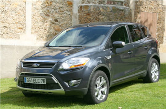 test ford kuga l 39 essai complet. Black Bedroom Furniture Sets. Home Design Ideas
