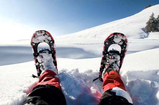 Raquettes à neige: comment bien choisir