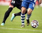 Football - Eintracht Francfort / Leipzig