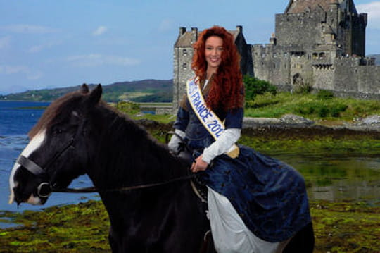 Delphine Wespiser, une rebelle à cheval?