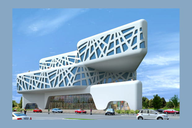 Le centre commercial de demain - Centre commercial pour la maison ...