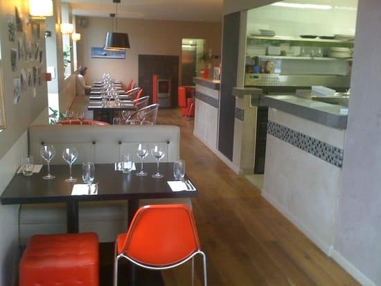 L'Atelier Pizza  - Une cuisine ouverte pour voir la préparation de sa Pizza -