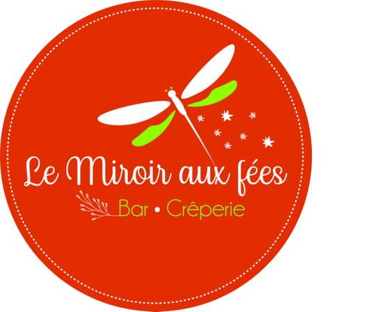Restaurant : Le Miroir aux Fées  - Logo -   © pinson communication