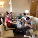 Restaurant : La table de thau  - Un repas en famille à la table de Thau -