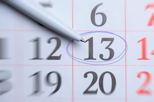 Vendredi 13: nous porte-t-il chance ou malchance?