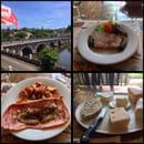 Plat : Restaurant du Barrage
