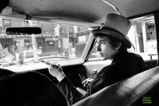 Bob Dylan, icône rock