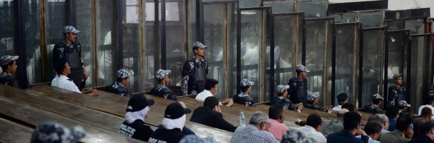 L'ONU dénonce les 75condamnations à mort prononcées par l'Egypte