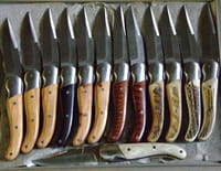 360°-GEO : L'Auvergne : la guerre des couteaux