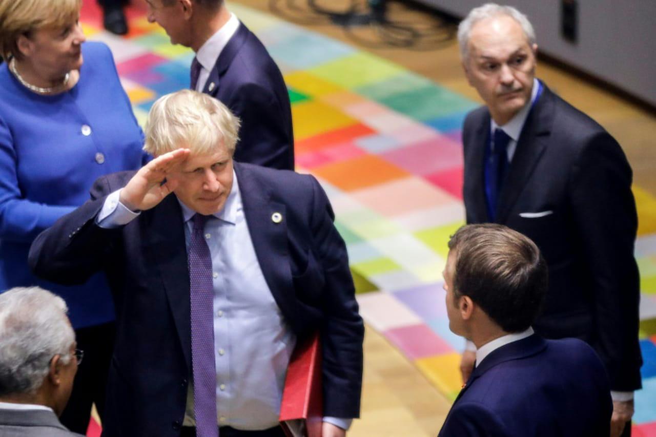 Brexit: après l'accord trouvé à Bruxelles, Johnson s'attèle à convaincre Westminster
