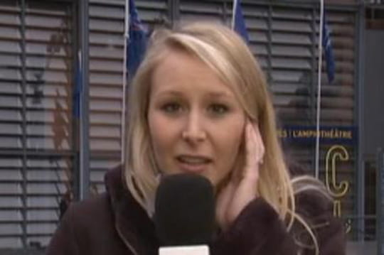 Marion Le Pen: face à sa tante Marine, elle se rebelle