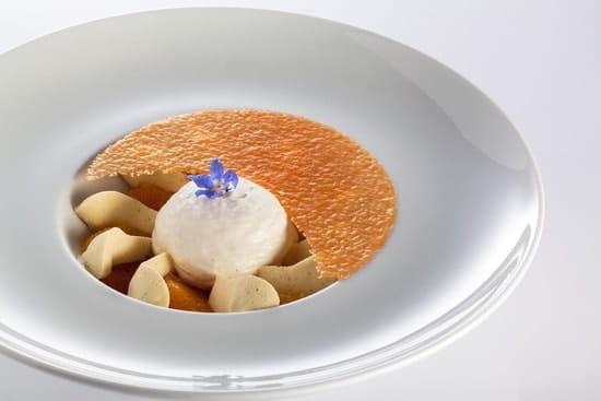 Loiseau Rive Gauche  - Dessert -   © Cellard