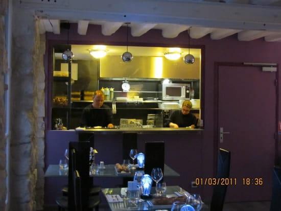 La Vitrine  - Vu sur cuisine au 1er -   © L Vitrine