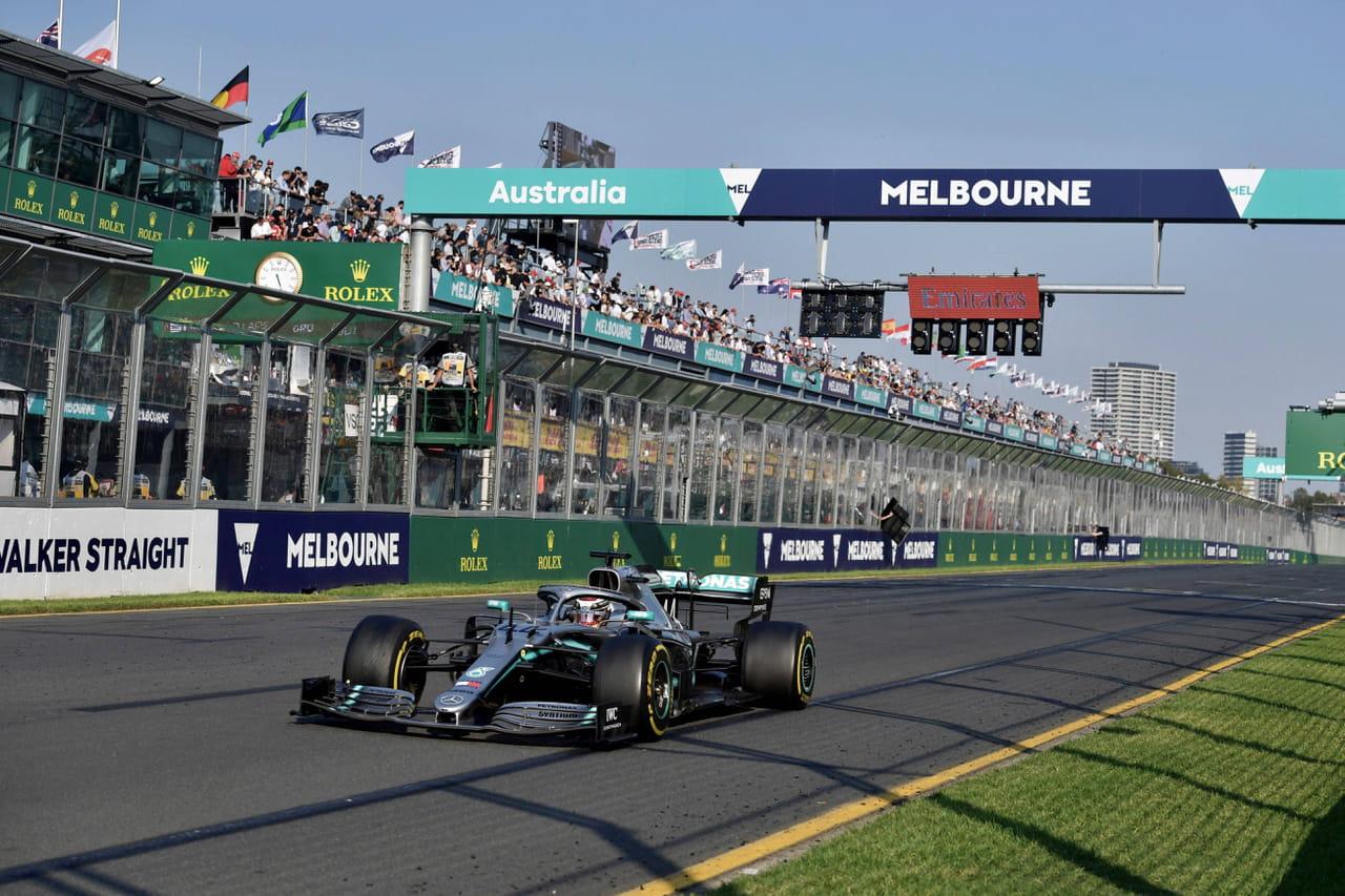 GP d'Australie F1: le Grand Prix annulé en raison du coronavirus