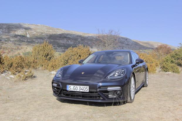 La Porsche Panamera Sport Turismo, un tout nouveau modèle