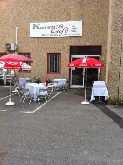 Karen's Café   © frances frederic