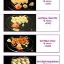 Kinoko Sushi  - Menu page 8 -