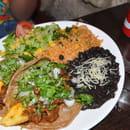 Plat : Azteca  - Tacos al Pastor -   © Pascal FERREIRA