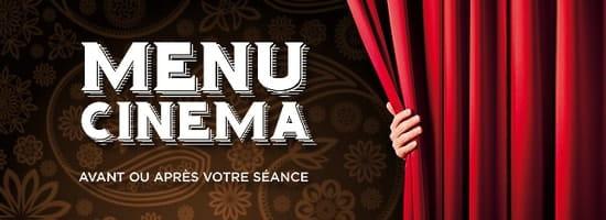 Un Chien dans un Jeu de Quilles  - Un menu spécial cinéma -   © Un Chien dans un Jeu de Quilles