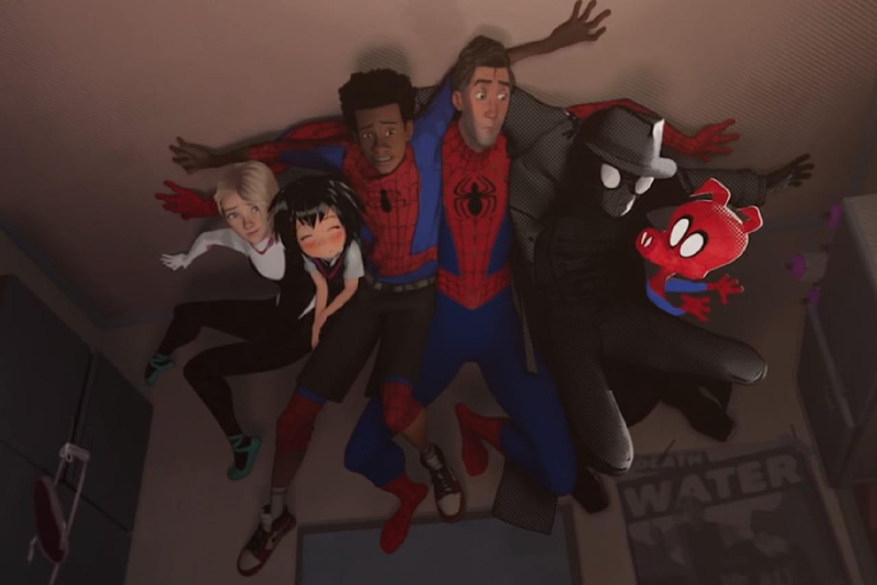 Spider-Man New Generation: des champions du monde au casting voix