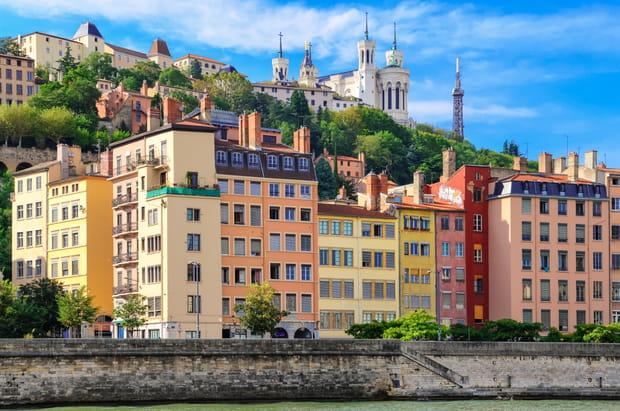 Promenade historique dans le vieux Lyon
