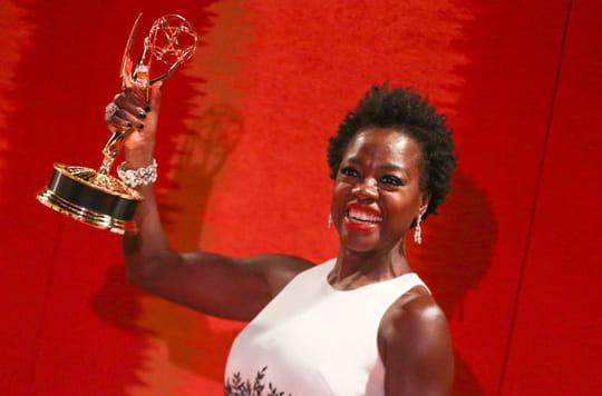 Viola Davis : première comédienne noire à gagner l'Emmy de la Meilleure actrice