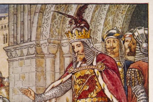 Roi Arthur: biographie d'un personnage de légende