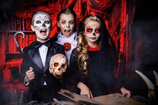 Maquillage d'Halloween: nos conseils et idées pour un maquillage facile