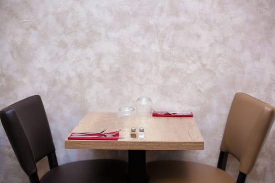 Restaurant : Révélant  - Table de deux -   © 2020
