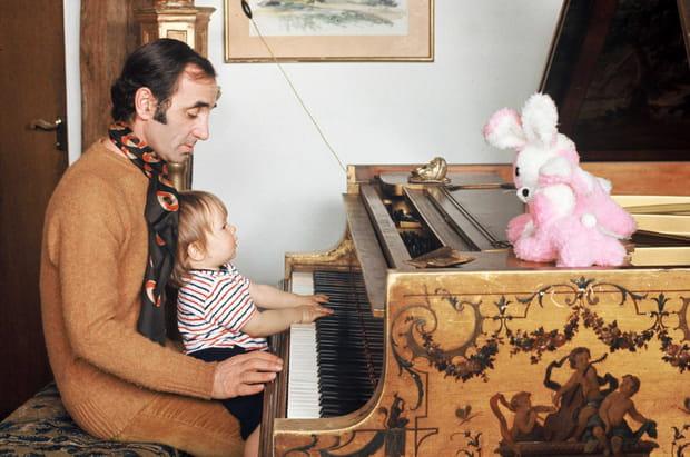 Avec sa fille Katia