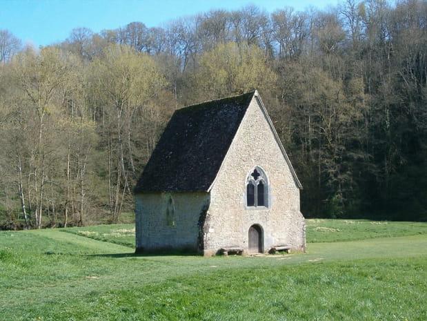Chapelle de Saint-Céneri