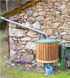 l'installation d'un récupérateur d'eau de pluie peut vous faire bénéficier d'un