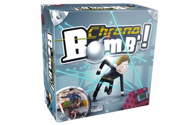 Chrono Bomb: ça va exploser!