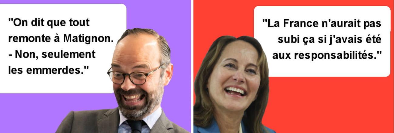 Prix de l'humour politique: les plus belles perles