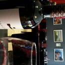 Restaurant : Tesoro d'Italie  - Un très bon vin.. -